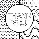 Printable Thank You Cards For Kids   My Sister's Suitcase   Packed | Printable Thank You Cards For Kids To Color