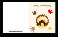 Printable Thanksgiving Cards | Thanksgiving Day | Thanksgiving Cards | Happy Thanksgiving Cards Free Printable