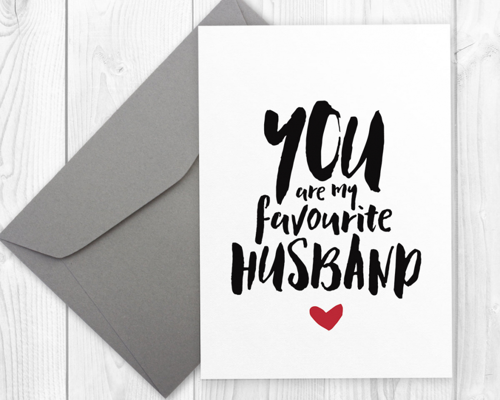 Printable Valentine's Day Card For Husband You Are My | Etsy | Printable Valentines Day Cards For Husband