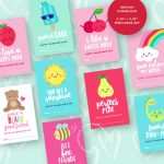 Printable Valentine's Day Cards | Hello Kitty Valentines Day Cards Printable