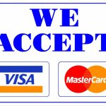 Printable We Accept Credit Cards Sign | Www.picsbud | Printable Credit Cards Accepted Sign