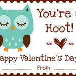 "Printables} ""owl Love You"" Valentines 
