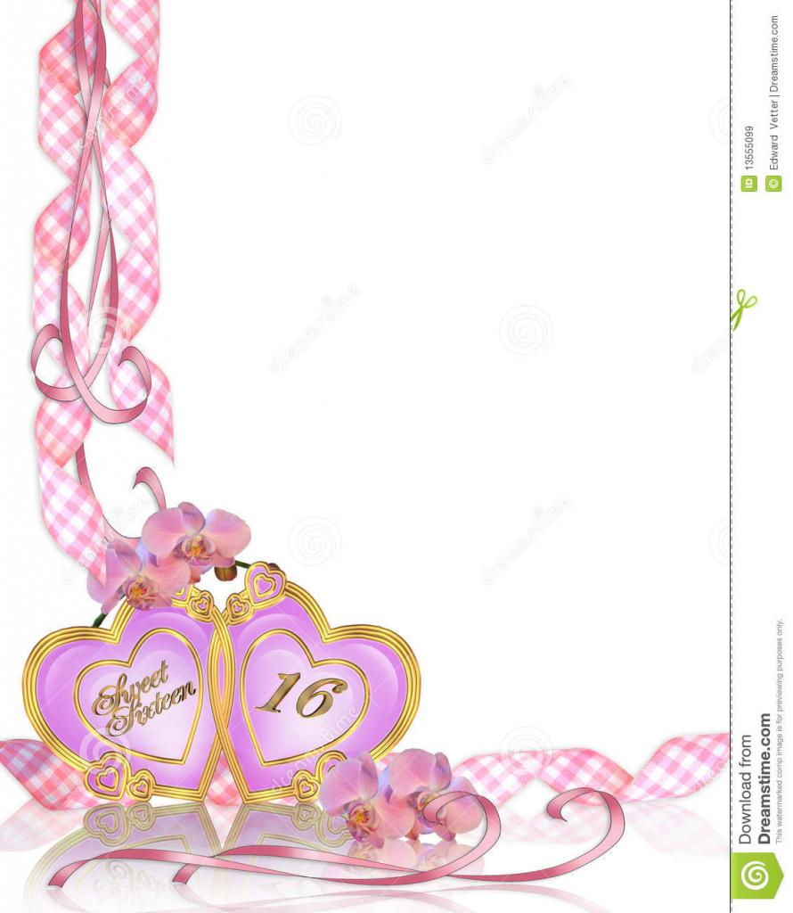 Quinceanera Birthday Cards — Birthday Invitation Examples | Printable Quinceanera Birthday Cards