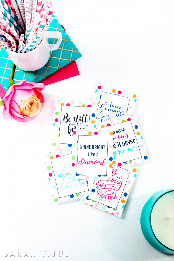 Random Acts Of Kindness Free Printable Cards - Sarah Titus | Free Printable Kindness Cards