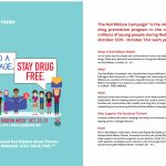 Red Ribbon Campaign: Downloads | Free Printable Drug Free Pledge Cards