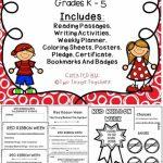 Red Ribbon Week | Two Texas Teachers | Red Ribbon Week, Red Ribbon | Free Printable Drug Free Pledge Cards