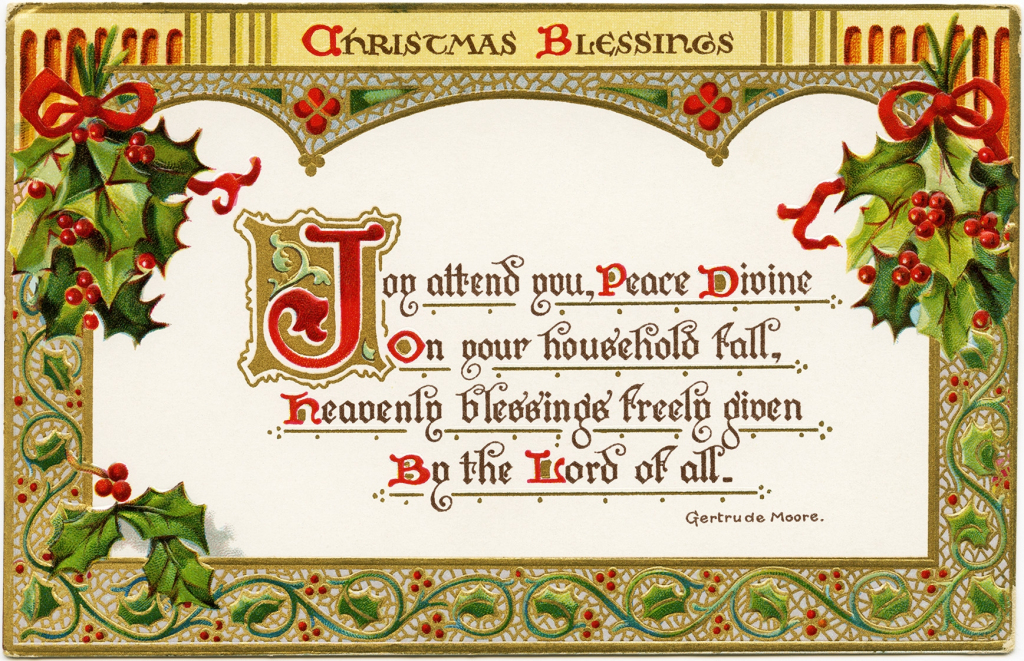 Religious Christmas Greeting Messages Miracle Of Christmas Free | Free Printable Christian Christmas Greeting Cards