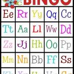 Sassy Sanctuary: Abc's Bingo  Free Printable! | Free Printable Spanish Bingo Cards