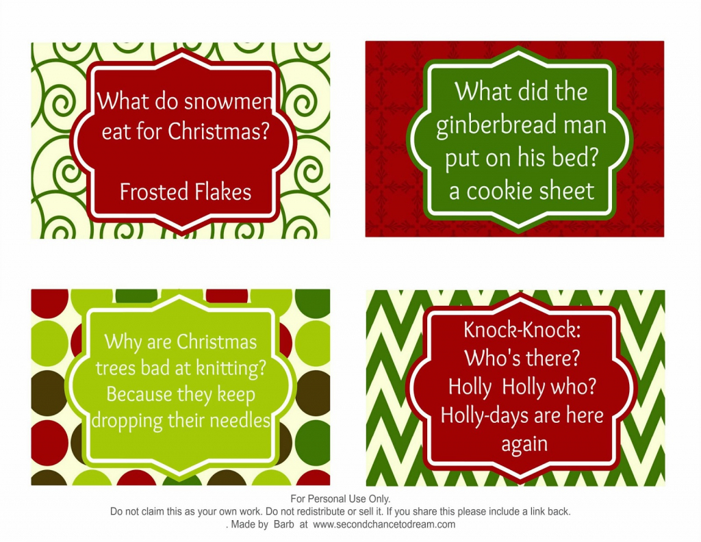 Second Chance To Dream - Free Printable Elf On The Shelf Activity Ideas | Elf On The Shelf Printable Note Cards