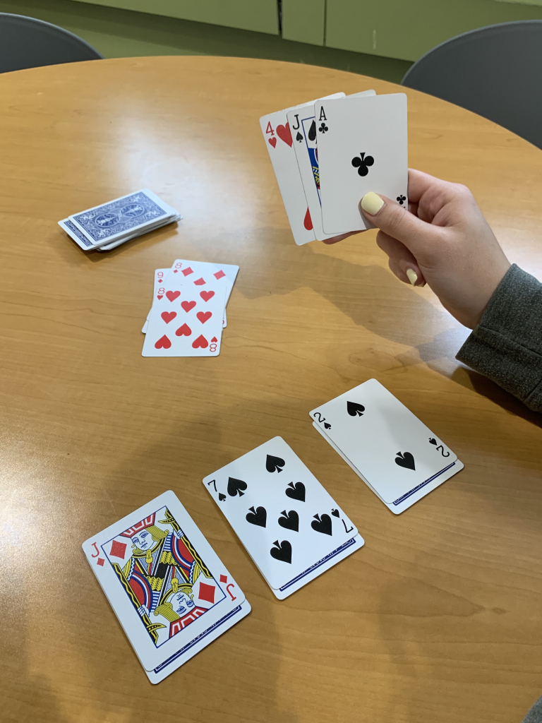 Shithead (Card Game) - Wikipedia | Printable Rules For Golf Card Game