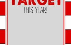 Printable Target Gift Card