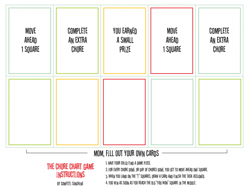 Sorry Board Game Cards Printable | Sorry Board Game Cards Printable