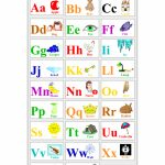 Spanish Alphabet Flashcards Free Printable | Free Printable Download | Free Printable Alphabet Cards With Pictures