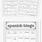 Spanish Bingo | Paises Latinos | Free Printable Bingo Cards, Bingo | Free Printable Spanish Bingo Cards