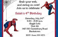 Free Printable Personalized Birthday Invitation Cards