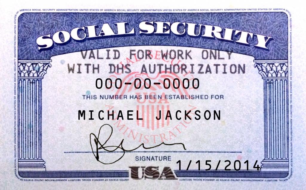 Ssn Card Psd Template | Ids | Psd Templates, Passport Online | Printable Social Security Card Template