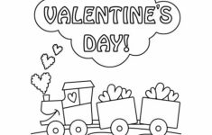 St Valentine's Day Card Worksheet – Free Esl Printable Worksheets | Teachers Day Card Printable