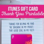 Sunshine In My Pocket Gift Card Holder | Give. | Gifts, Teacher | Printable Itunes Gift Card