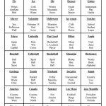 Taboo Kids Worksheet   Free Esl Printable Worksheets Made | Esl Card Games Printable