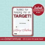Target Gift Card Holder Printable Gift Card Holder Teacher | Etsy | Printable Target Gift Card