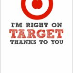 Target Gift Card Printable   Teacher Appreciation   Bitz & Giggles | Printable Target Gift Card