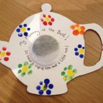 Tea Pot Mother's Day Card | Mother's Day | Mothers Day Crafts | Teapot Mother's Day Card Printable Template