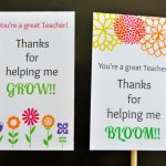 Teacher Appreciation Card Printables | A Glimpse Inside | Free Printable Teacher Appreciation Greeting Cards