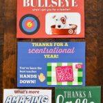 Teacher Appreciation Free Printable Gift Card Holders | Easy Good Ideas | Free Teacher Appreciation Week Printable Cards