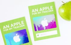 Printable Itunes Gift Card