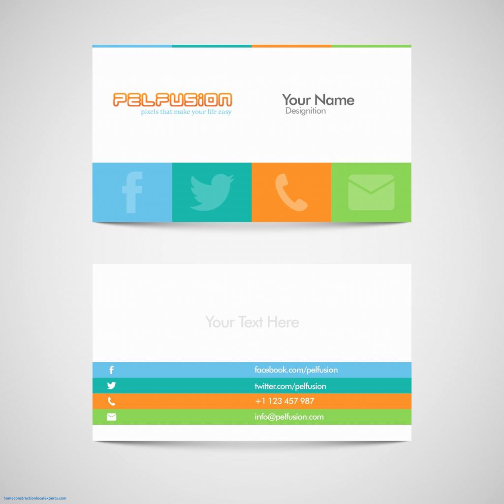 Teacher Business Card Template Free Beautiful Teacher Business Cards | Free Printable Business Card Templates For Teachers