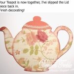 Teacup Mother S Day Card Template   Kleo.bergdorfbib.co | Teapot Mother's Day Card Printable Template