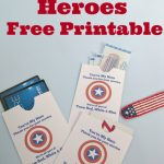 Thank A Veteran Cards Free Printable   Organized 31 | Military Thank You Cards Printable
