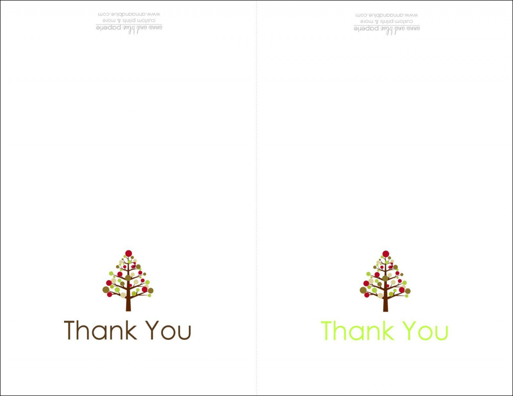 Thank You Cards Printable | Printable | Printable Christmas Cards | Christmas Thank You Cards Printable Free