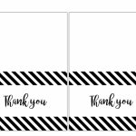 Thank You Cards To Print   Kleo.bergdorfbib.co | Thank You For Coming Cards Printable