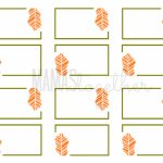 Thanksgiving Table Name Cards Templates – Happy Easter | Printable Table Name Cards For Thanksgiving
