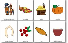 Printable Picture Cards For Kindergarten