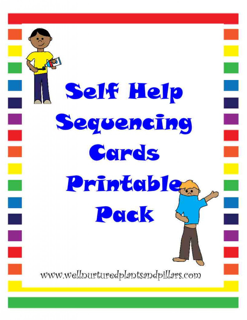 The Activity Mom - Sequencing Cards Printable - The Activity Mom | Free Printable Sequencing Cards