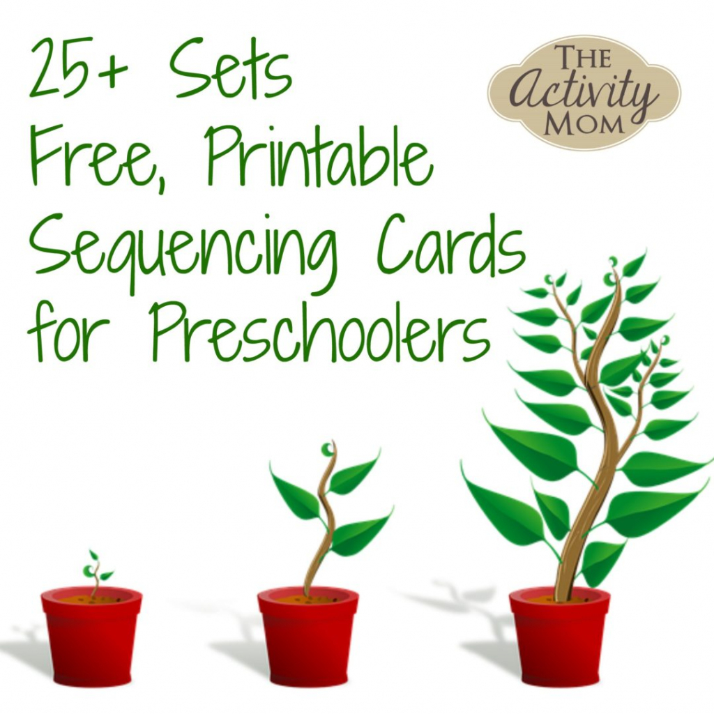The Activity Mom - Sequencing Cards Printable - The Activity Mom | Little Red Hen Sequencing Cards Printable