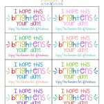 The Best Random Acts Of Kindness Printable Cards Free   Natural | Printable Compliment Cards For Students