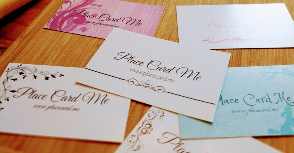 The Definitive Guide To Wedding Place Cards | Place Card Me | Printable Wedding Seating Cards