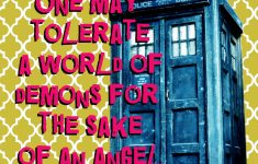 Doctor Who Valentine Cards Printable
