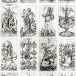 The Pack Of Cardsthe South German Engraver, C.1496 | Print | Free Printable Tarot Cards