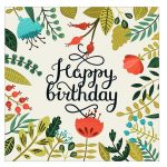 These 16 Printable Birthday Cards Cost Absolutely Nothing! | Gift | Printable Birthday Cards For Fiance