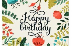 Printable Birthday Cards For Mom
