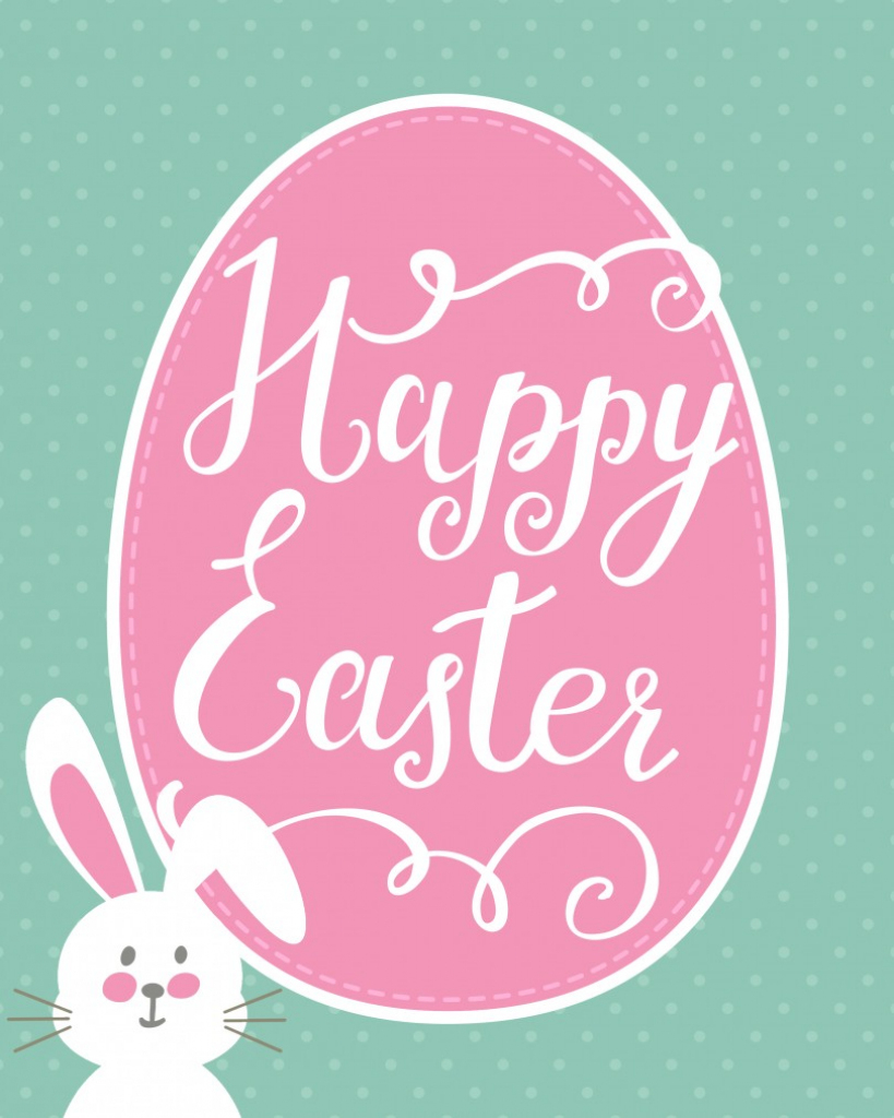 Tips: Charming Easter Printables Ideas — Neptunerestaurant | Free Printable Easter Cards For Grandchildren