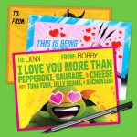 Tmnt Valentine's Day Cards | Nickelodeon Parents | Teenage Mutant Ninja Turtles Printable Valentines Day Cards