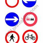 Traffic Signs Flashcards   Esl Worksheethedgehog18 | Printable Road Signs Flash Cards