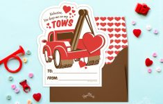 Etsy Printable Valentines Cards