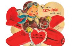 Printable Vintage Valentines Day Cards