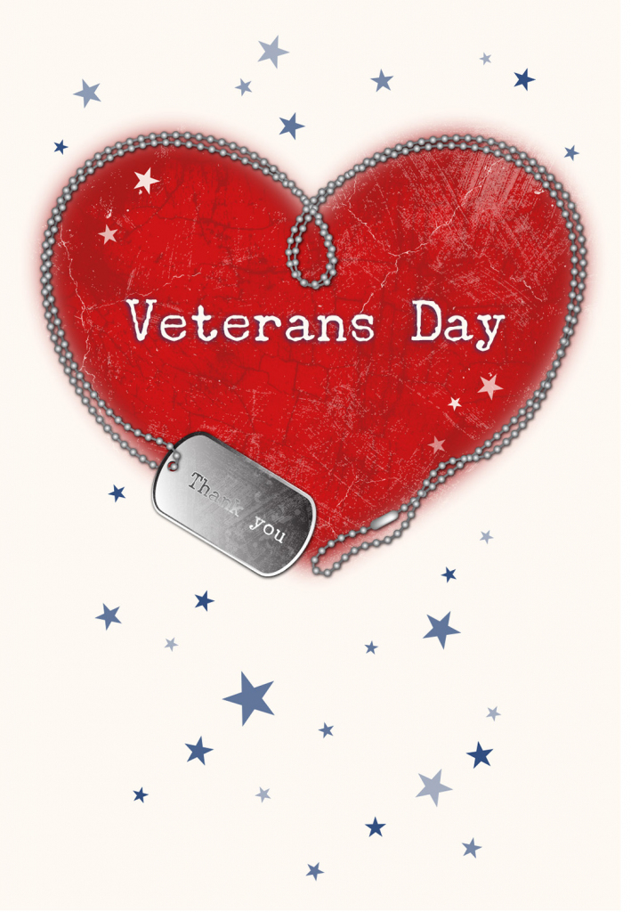 Veterans Day Appreciation - Free Veterans Day Card | Greetings Island | Veterans Day Free Printable Cards
